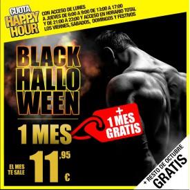 1 MES + 1 MES BLACK HAPPY