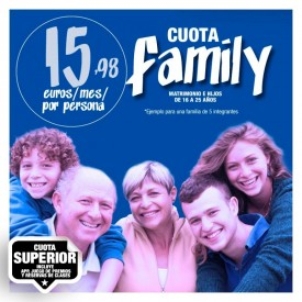 CUOTA FAMILY