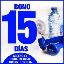BONO 15 DÍAS