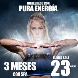 3 MESES CON ENERGÍA